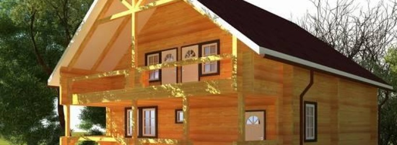 Деревянное строительство: каркасник или профилированный брус?
