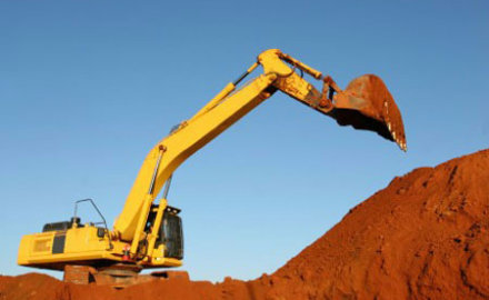 Разработка грунта - сложный этап строительства