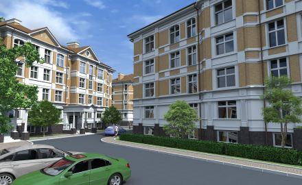 Новые и вторичные квартиры