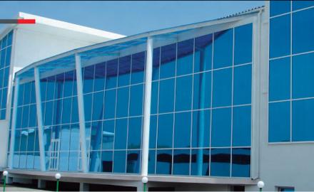 Изготовление алюминиевых конструкций - эстетика в функциональности