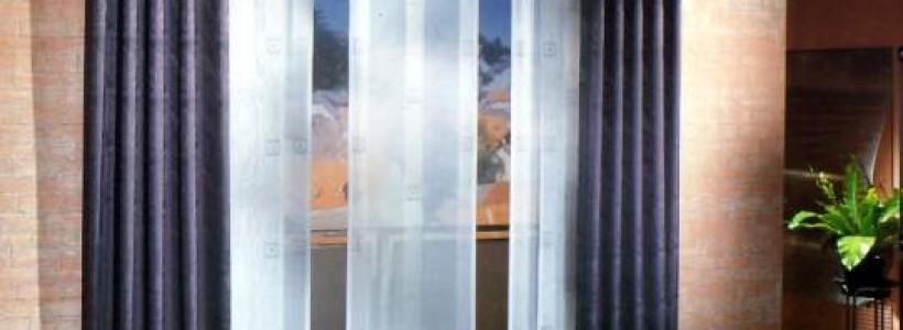 Японские шторы: гармония и изящество