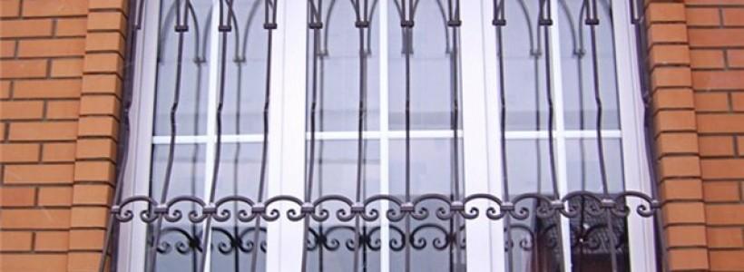 Цена и качество решеток на окнах