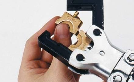 Оборудование для опрессовки труб
