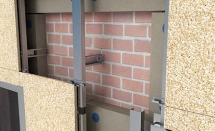 Облицовка вентилируемым фасадом — плюсы и минусы