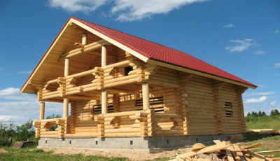 Преимущества деревянного сруба перед домами из других материалов