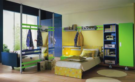 Экологичная и надежная мебель из Италии.