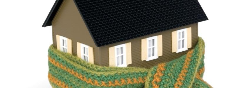 Утепление стен дома своими руками