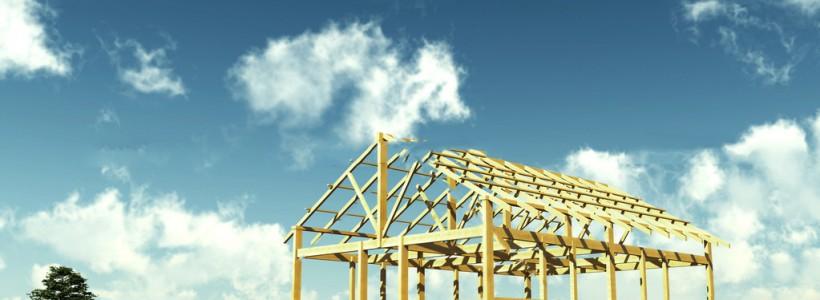 Строим деревянный дом