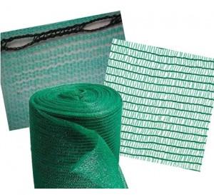 Упаковка фасадной сетки