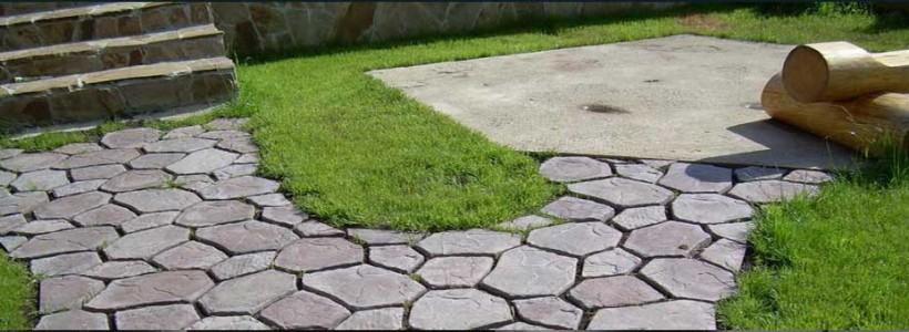 Особенности тротуарной плитки и жб перекрытий