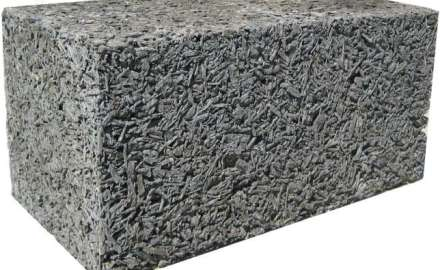 Арболитовые блоки – качественно и безопасно