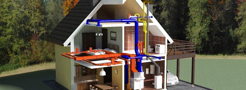 Как выбрать способ отопления загородного дома