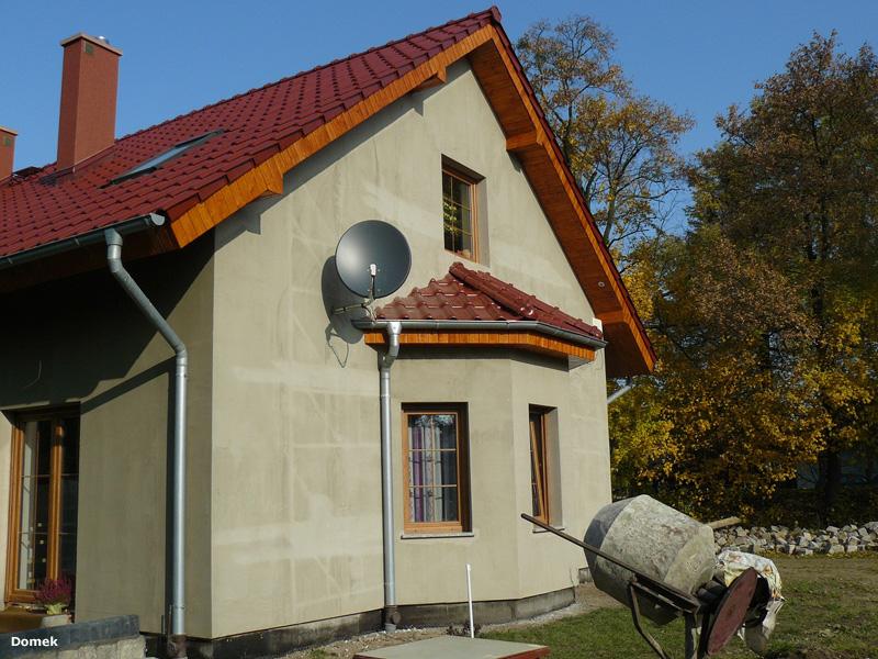 Проект дома из керамических блоков площадью 85.4 м2