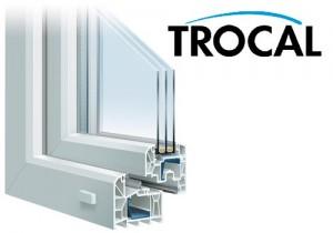 окна из профиля TROCAL