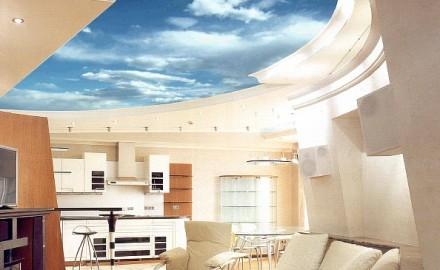 Окна ПВХ и натяжные потолки украсят ваше жилище