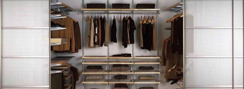 Заказ гардеробных комнат — функциональное решение удобного хранения вещей