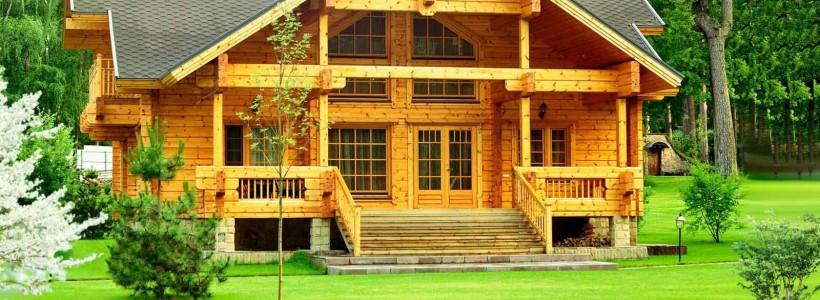 Дачные дома (проекты, недорого,строительство, под ключ, фото, из бруса)