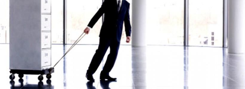 Офисный переезд: возможные трудности и советы по организации
