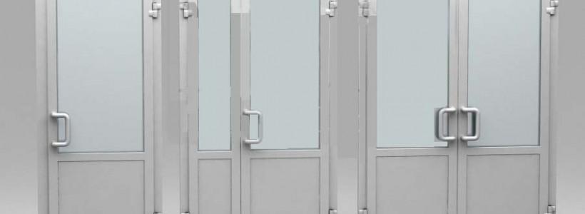 Выбираем металлопластиковые двери