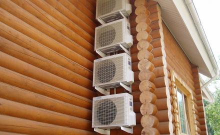 Климатическое оборудование для загородного коттеджа