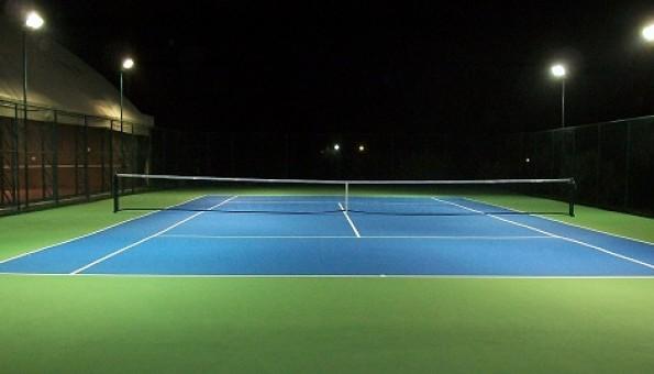 Проектирование спортивного освещения.