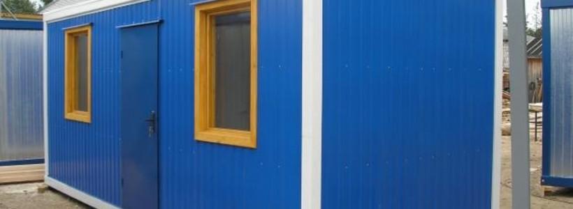 Бытовки строительные (купить, аренда, цена, бу, металлические)