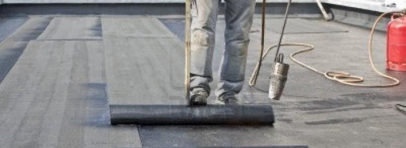 Как покрыть крышу дома рубероидом