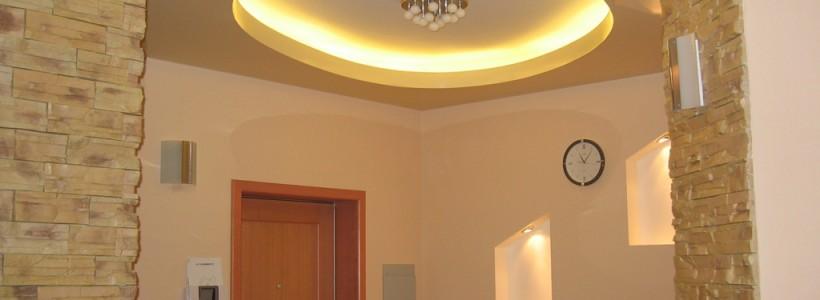установка натяжных потолков (видео, цена, в Москве, технология)