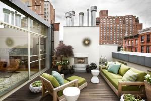 Несколько идей о том, как обустроить балкон