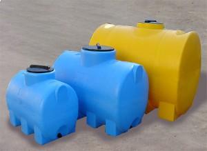 Пластиковые емкости для топлива