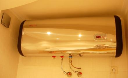 Ремонт водонагревателя из нержавейки