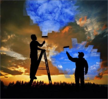 Стремянка – быть ближе к небу