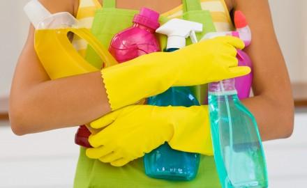Выбираем моющие средства