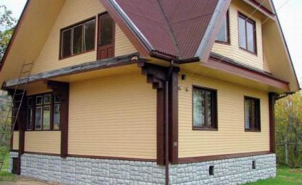 Возможности улучшения внешнего вида здания