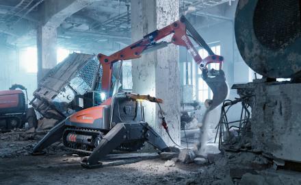 Технологии сноса зданий и сооружений