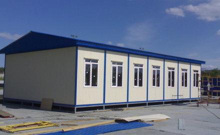 Быстровозводимые модульные здания: виды и основные преимущества