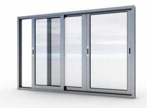Алюминиевые окна и двери - новое рождение