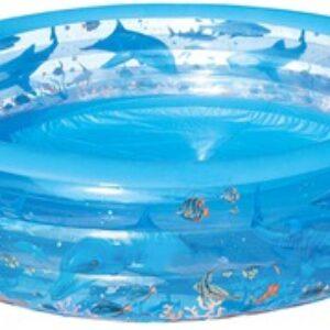 Бассейн надувной Bestway Синее море