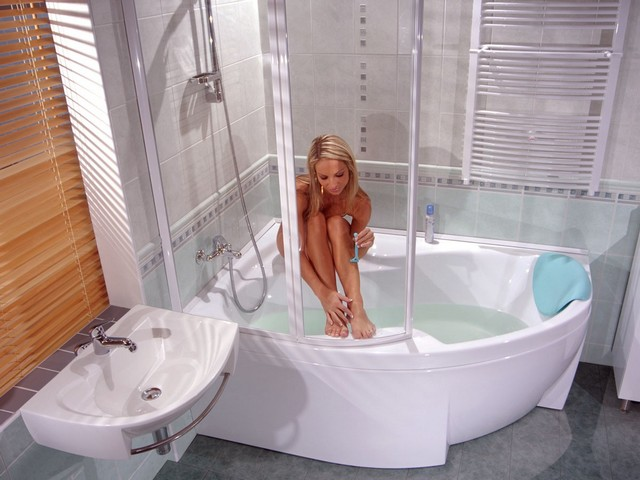 Кабина на ванну своими руками