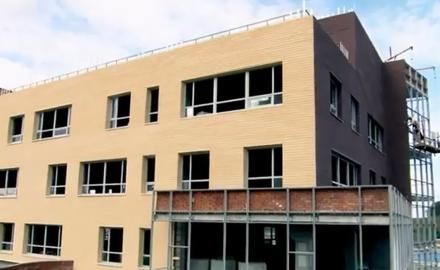 Вентилируемые фасады: назначение, конструкционные особенности, используемые материалы