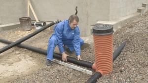 Дренажная система участка - лучшая защита территории от излишней влаги и воды