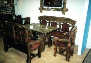 Деревянная мебель и двери