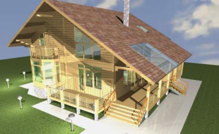 Проектирование домов своими руками