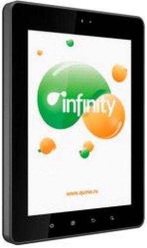 Где купить планшет Qumo Infinity 8GB в Рязани по цене 3980 рублей (Элекс, Техносила, М-Видео, Эльдорадо)