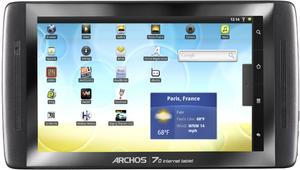 Где купить планшет Archos 70 Internet Tablet 250GB в Рязани по цене 4080 рублей (Элекс, Техносила, М-Видео, Эльдорадо)