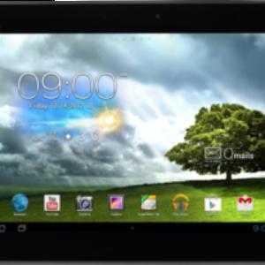 Где купить планшет Asus MeMO Pad Smart ME301T-1B029A 90NK0012-M00840 в Рязани по цене 13690 рублей (Элекс, Техносила, М-Видео, Эльдорадо)