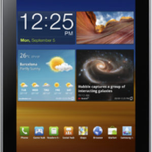 Где купить планшет Samsung GALAXY Tab 7.7 P6800 16GB в Рязани по цене 25990 рублей (Элекс, Техносила, М-Видео, Эльдорадо)