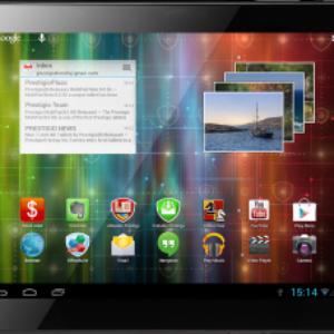 Где купить планшет Prestigio MultiPad 4 QUANTUM 9.7 PMP5297C_QUAD в Рязани по цене 8740 рублей (Элекс, Техносила, М-Видео, Эльдорадо)