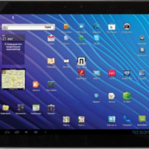 Где купить планшет Ritmix RMD-1059 в Рязани по цене 6900 рублей (Элекс, Техносила, М-Видео, Эльдорадо)