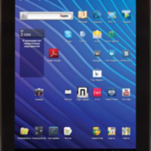 Где купить планшет Ritmix RMD-855 в Рязани по цене 6550 рублей (Элекс, Техносила, М-Видео, Эльдорадо)